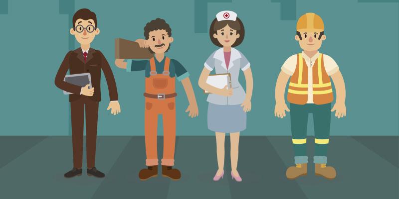 Infographic: 20 điều người lao động cần biết để bảo vệ mình